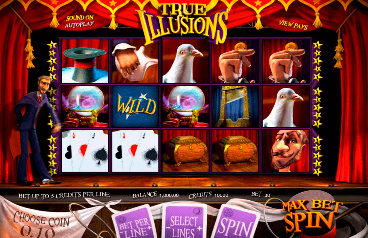 true illusions betsoft spielautomaten