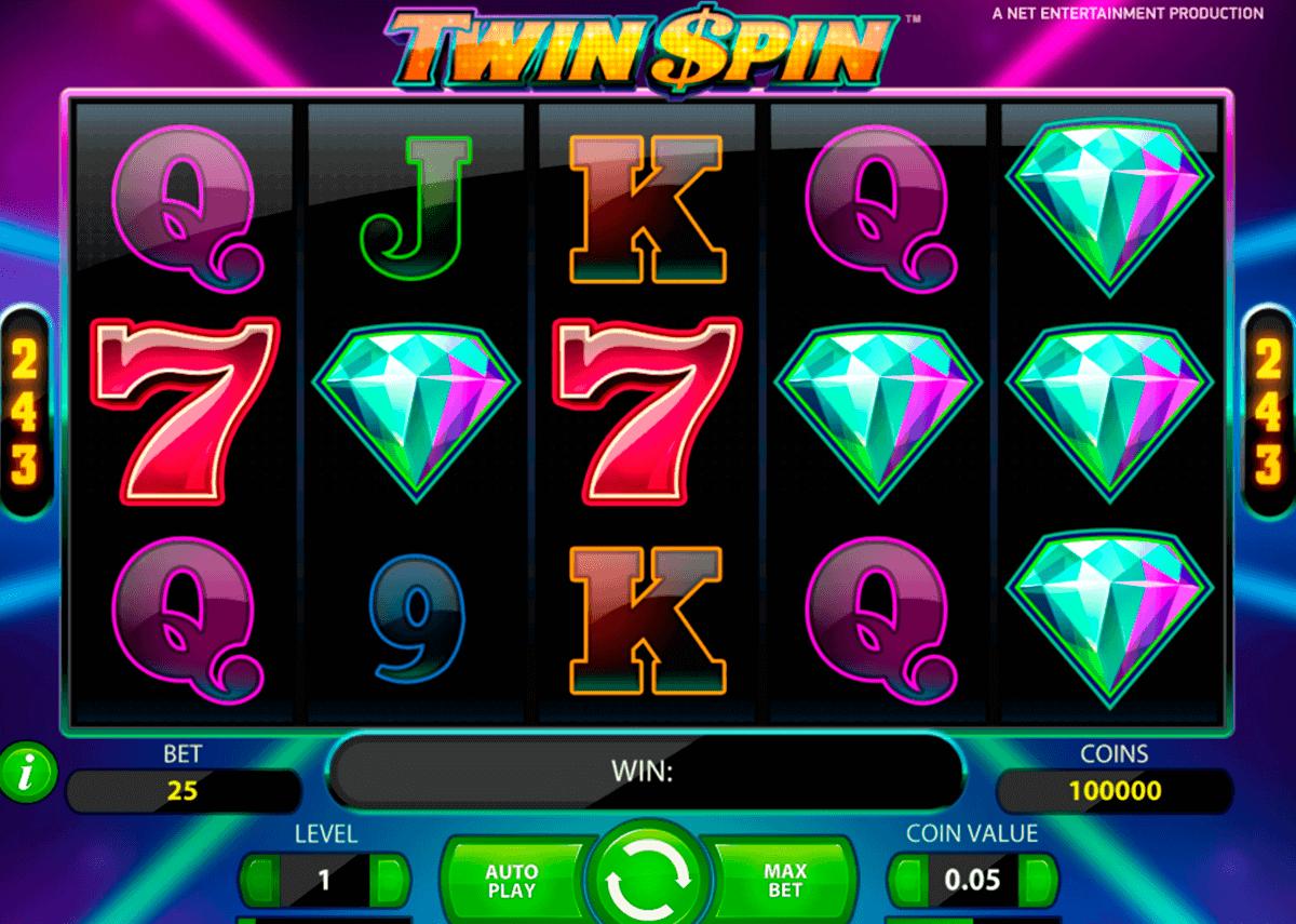 twin spin netent spielautomaten