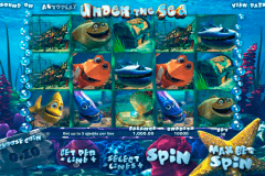 under the sea betsoft spielautomaten
