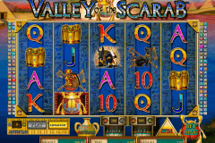 valley of the scarab amaya spielautomaten