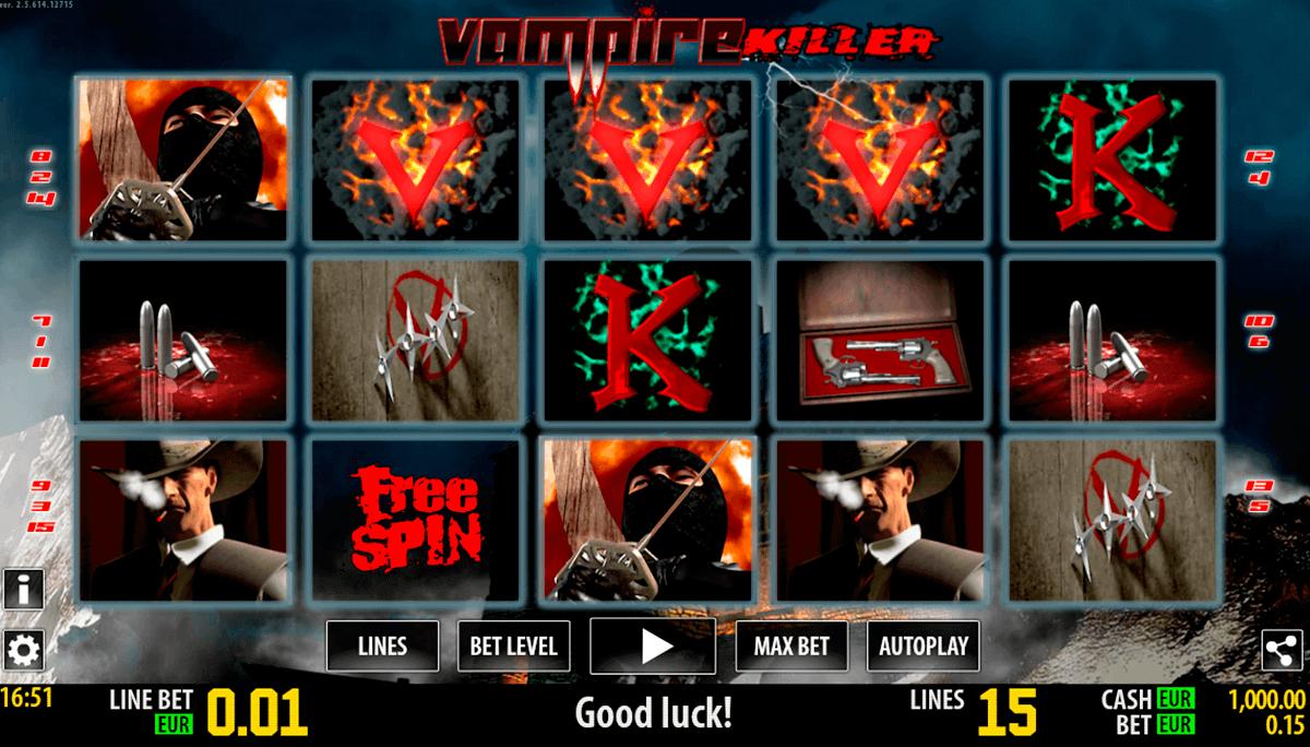 vampire killer hd world match spielautomaten