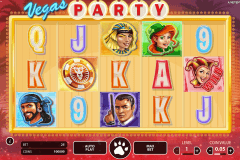 vegas party netent spielautomaten