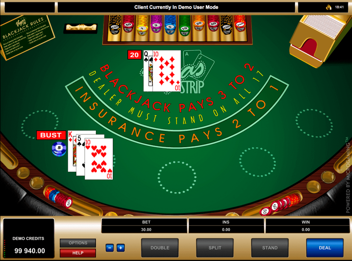 Blackjack Download Free