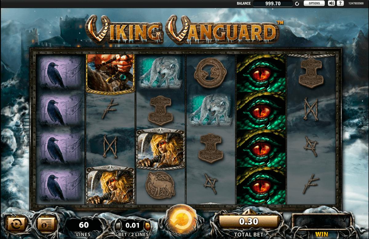 viking vanguard wms spielautomaten