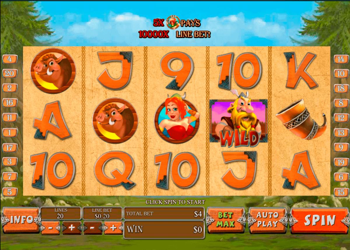 vikingmania playtech spielautomaten