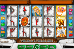 vikings treasure netent spielautomaten