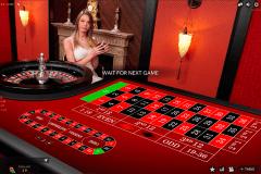 vip live roulette evolution gaming roulette