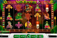 voodoo vibes netent spielautomaten