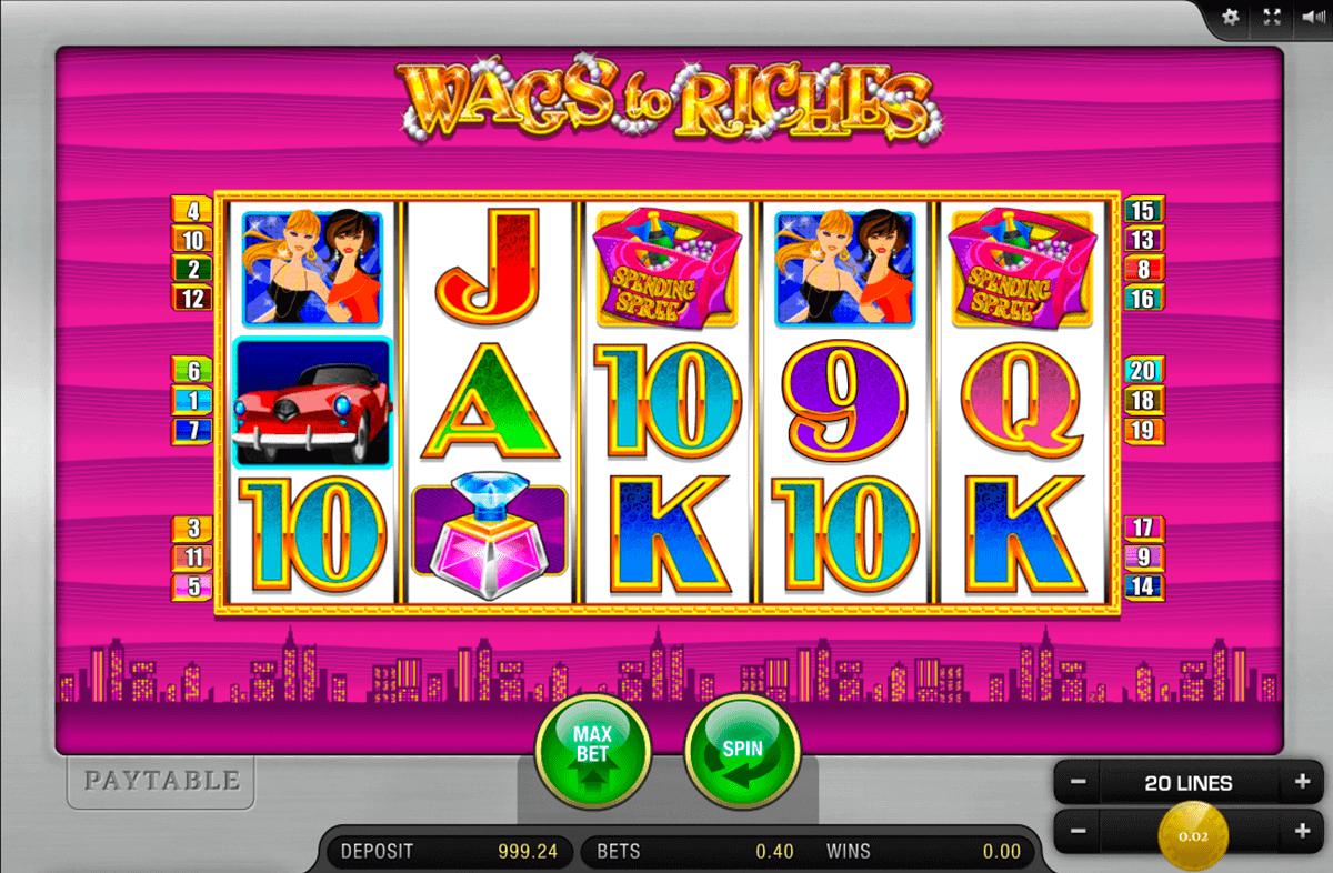 wags to riches merkur spielautomaten
