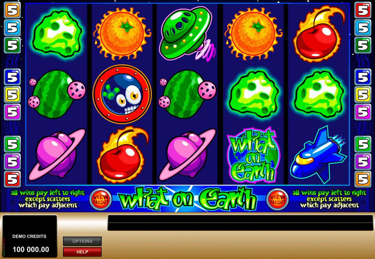 what on earth microgaming spielautomaten