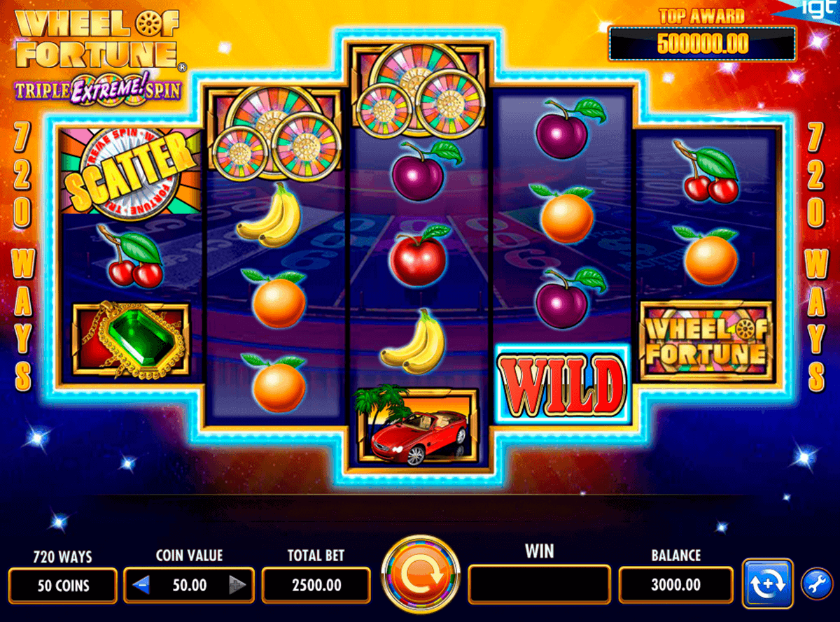wheel of fortune igt spielautomaten