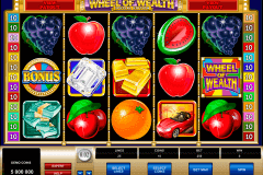 wheel of wealth special edition microgaming spielautomaten