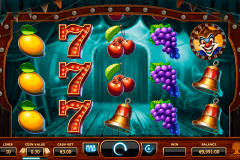 wicked circus yggdrasil spielautomaten
