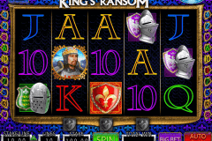 wild knights kings barcrest spielautomaten