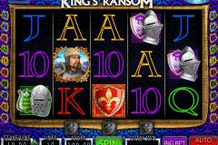 wild knights kings barcrest spielautomaten