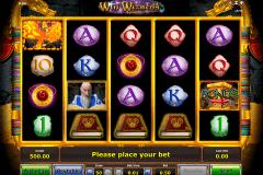 win wizards novomatic spielautomaten