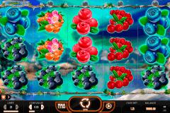 winterberries yggdrasil spielautomaten