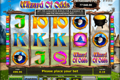 wizard of odds novomatic spielautomaten