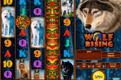 wolf rising igt spielautomaten