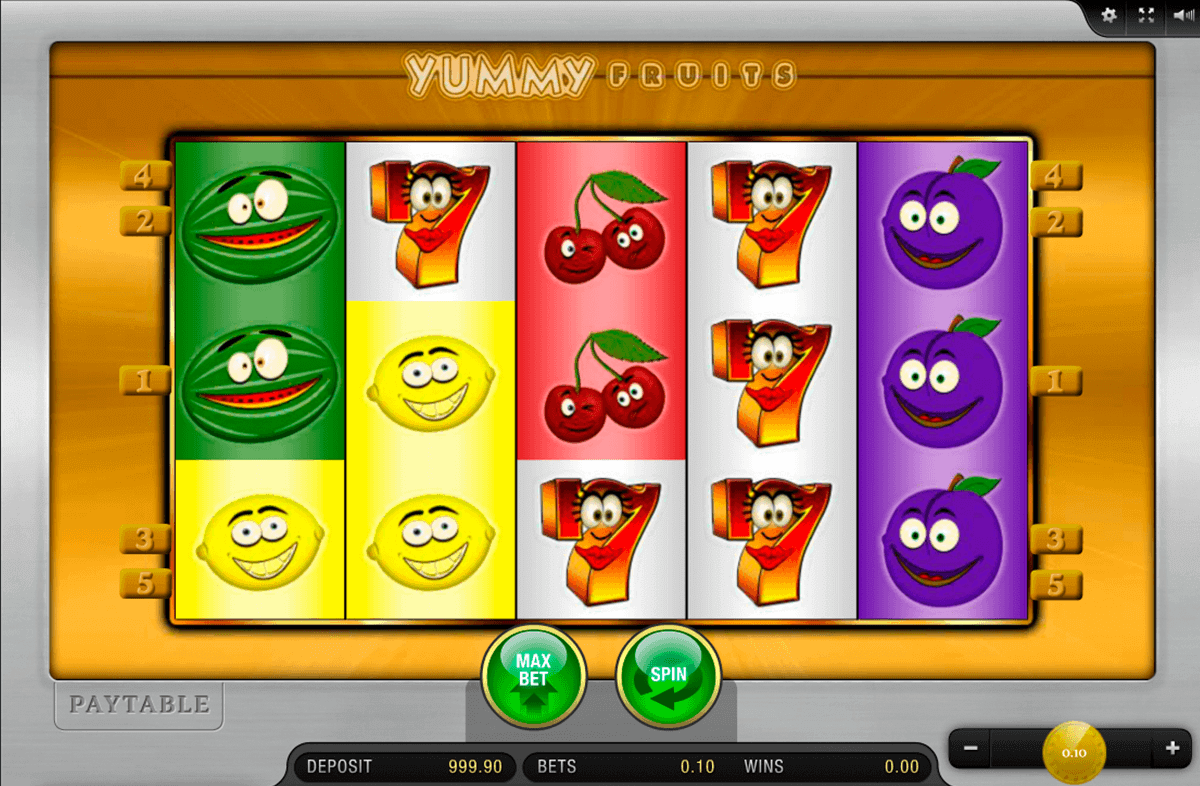 yummy fruits merkur spielautomaten