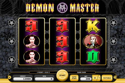 demon master kajot