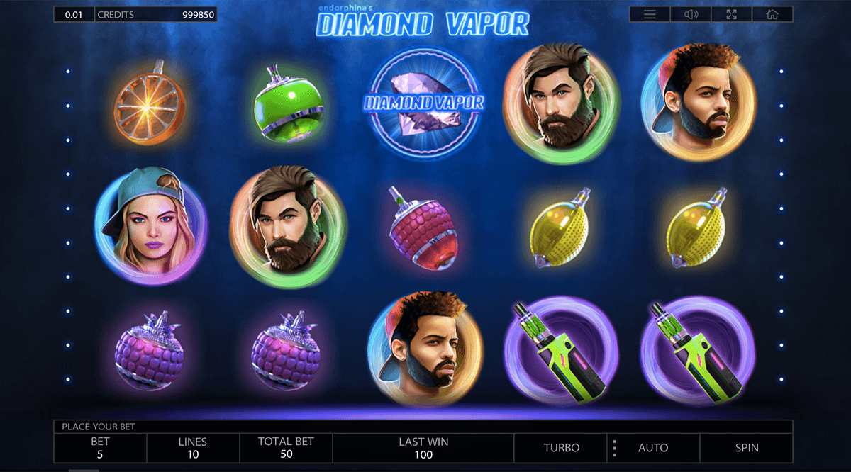 Spiele Diamond Vapor - Video Slots Online