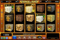 dice of ra egtm