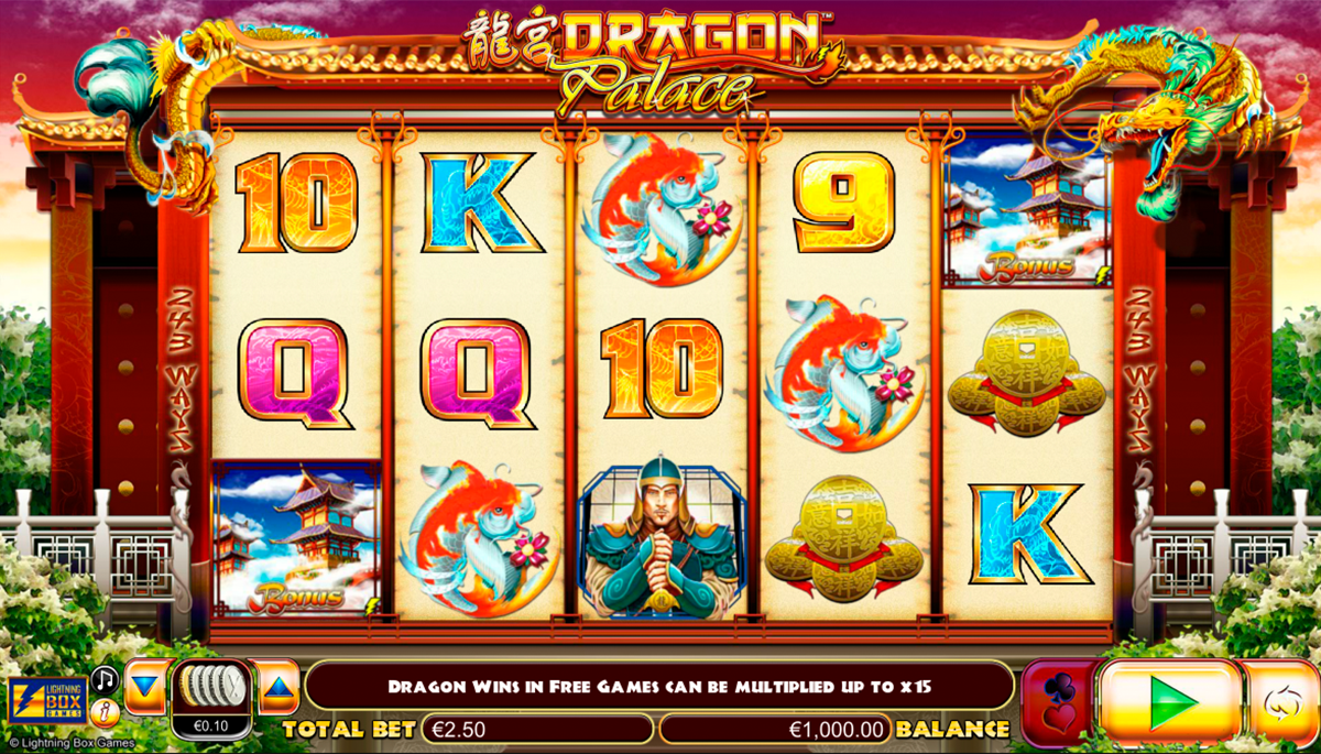 dragon palace lightning box