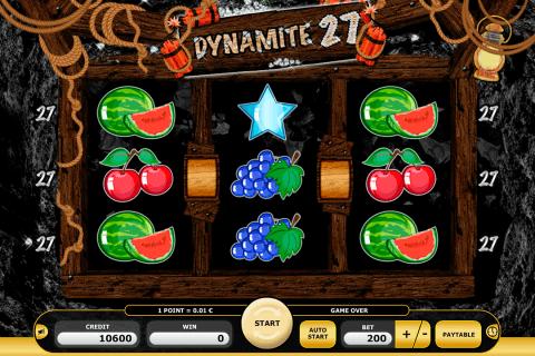 dynamite  kajot