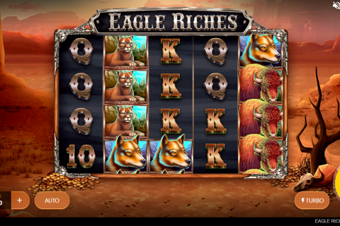 eagle riches red tiger