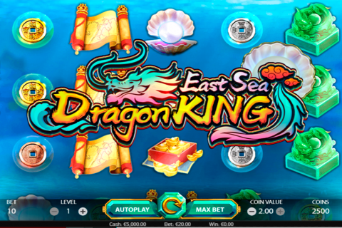 east sea dragon king netent