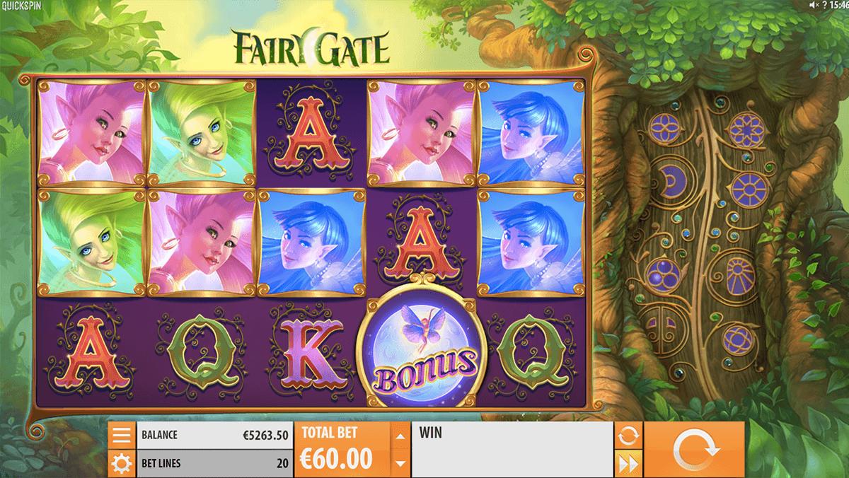 fairy gate quickspinm