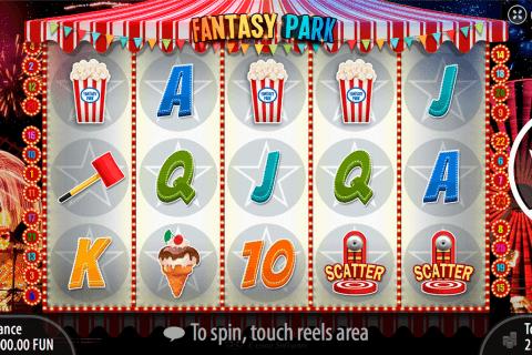 fantasy park softswiss