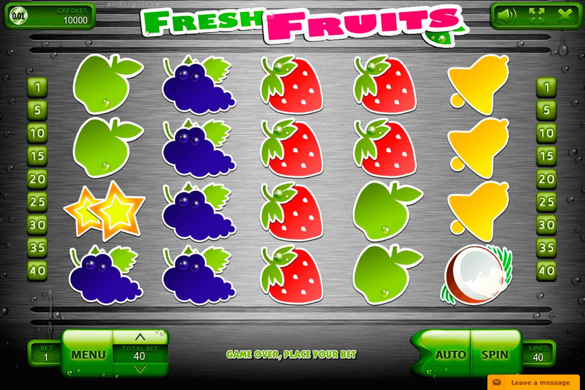 fresh fruits endorphinam