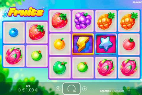 fruits nolimit city
