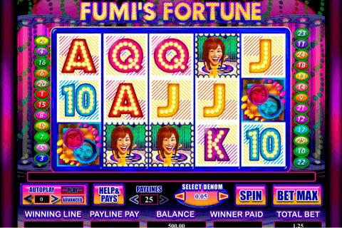fumis fortune amaya