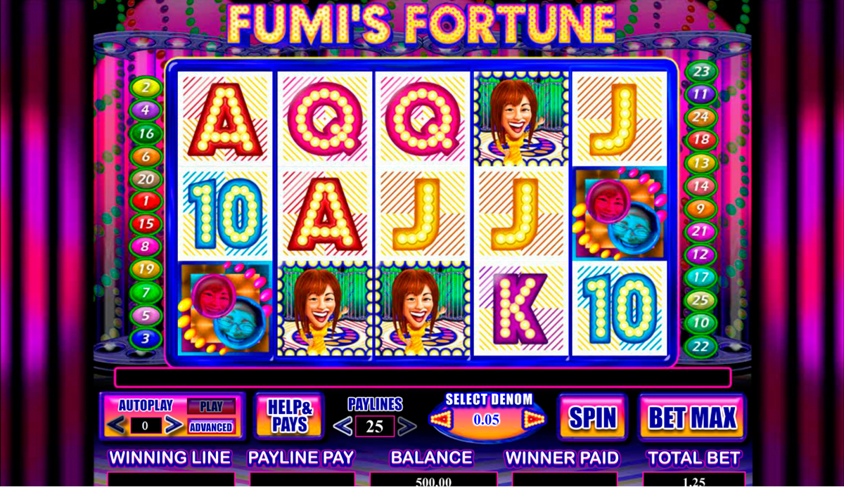 Spiele FumiS Fortune - Video Slots Online