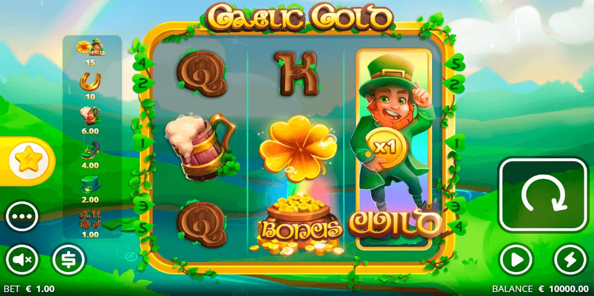 gaelic gold nolimit city
