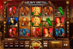 heavy metal warriors isoftbetm