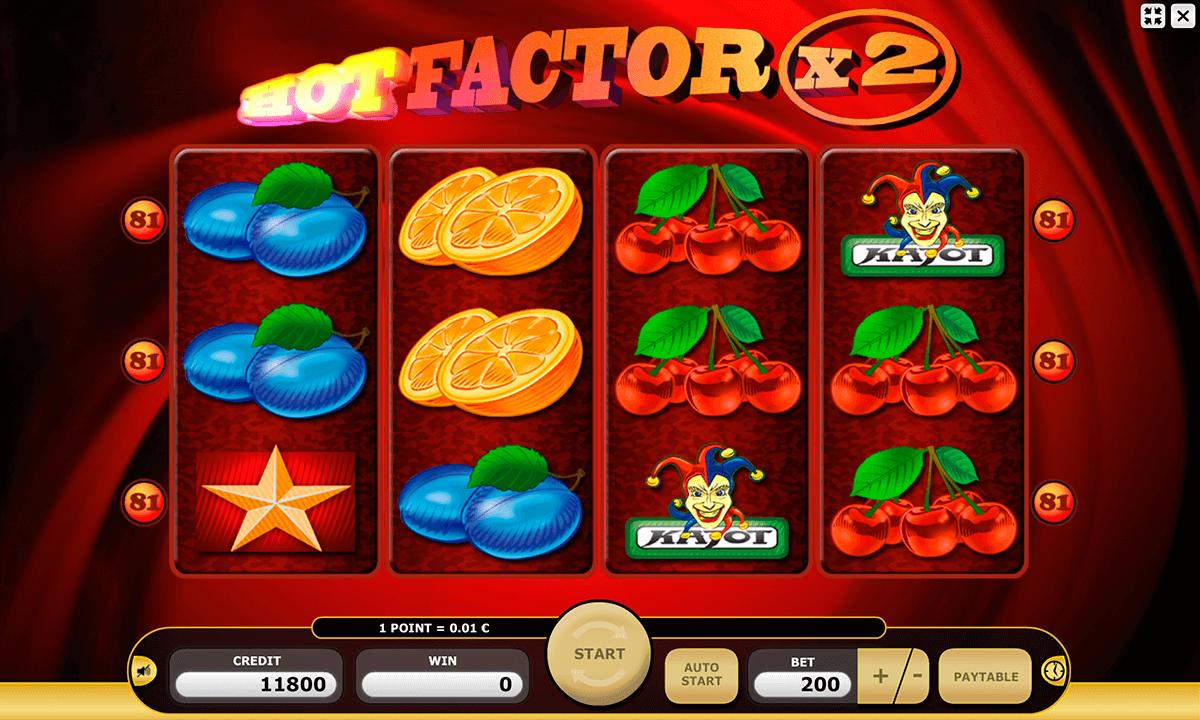 hot factor kajot