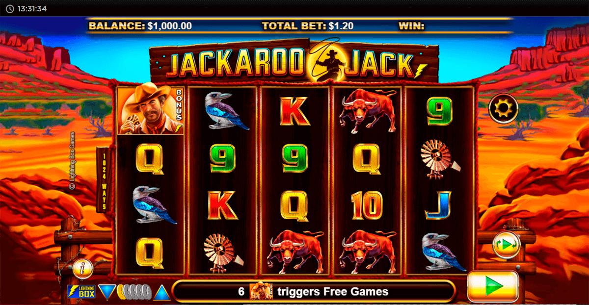 jackaroo jack lightning box