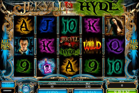 jekyll hyde microgaming