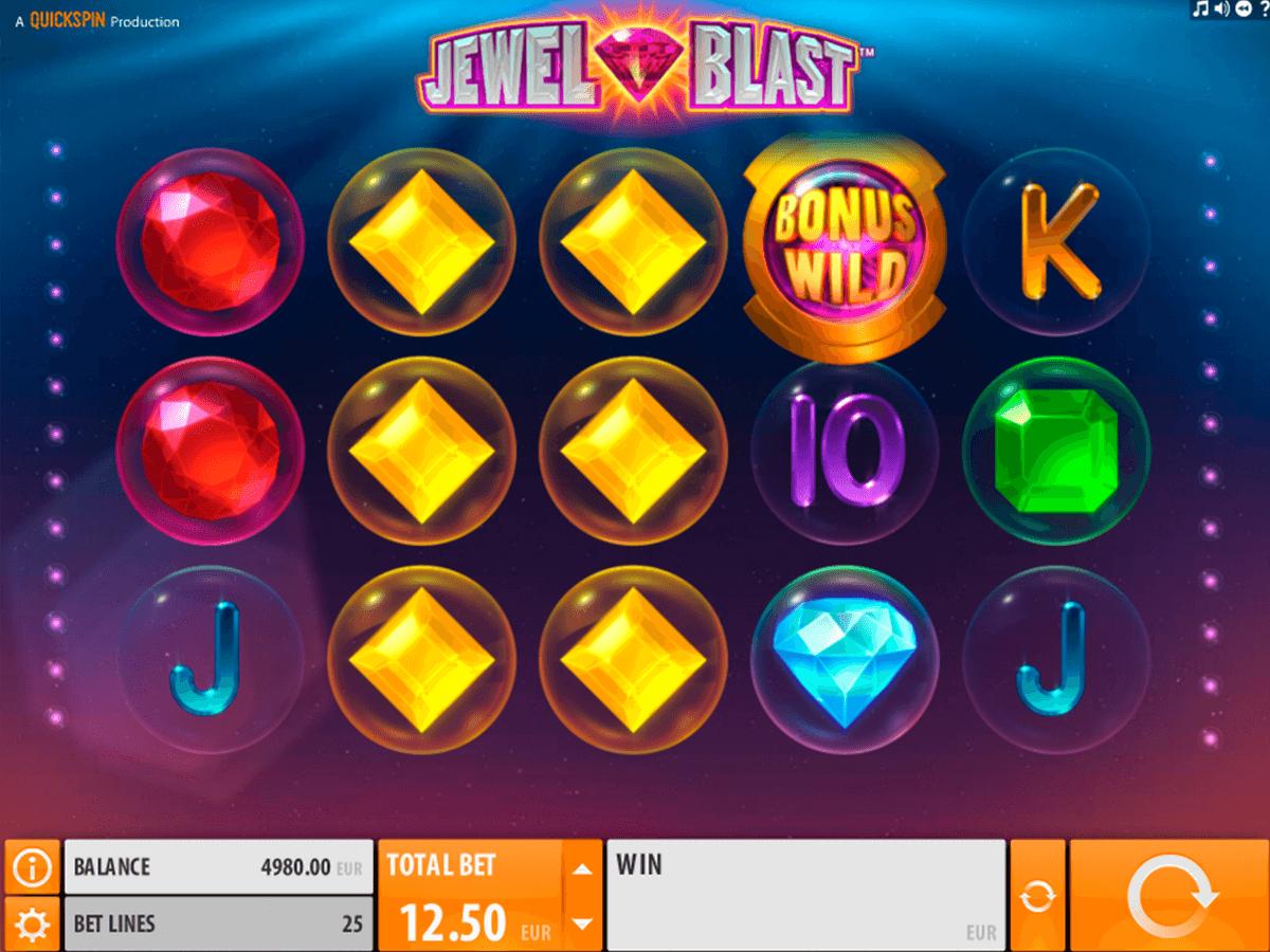 jewel blast quickspinm