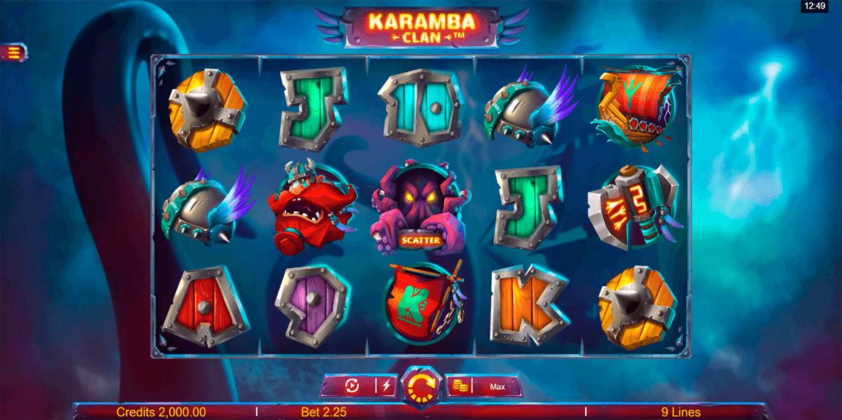 karamba clan microgaming