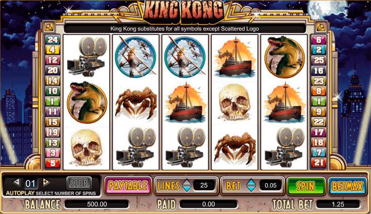 Spiele King Kong Kostenlos