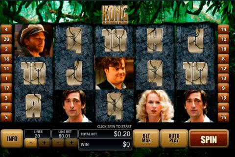 king kong playtech