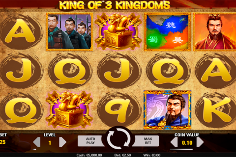 king of  kingdoms netent