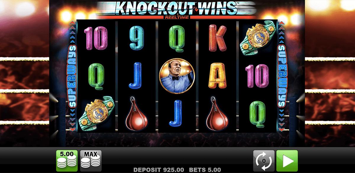 knockout wins merkur