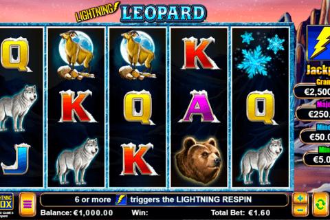 lightning leopard lightning bo