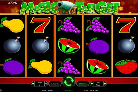 magic target wazdan